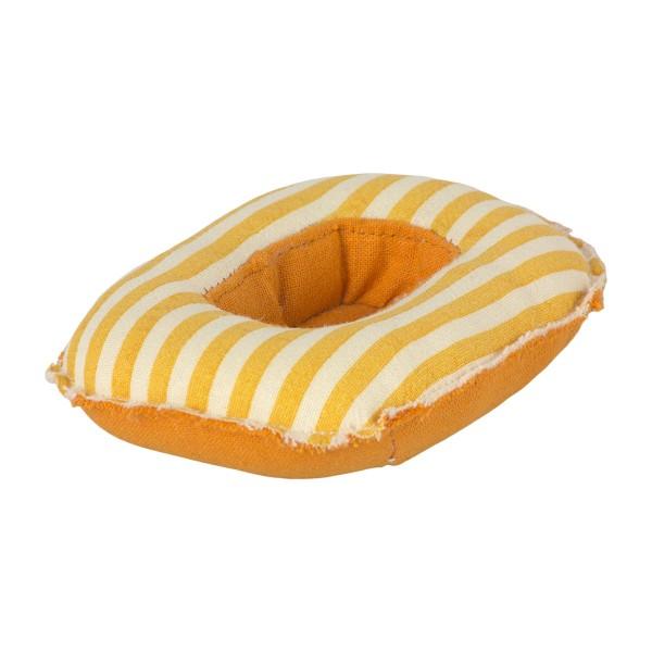 Bote para ratón -  Rayas Amarillas