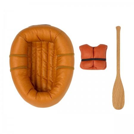 Bote salvavidas para ratón - Amarillo