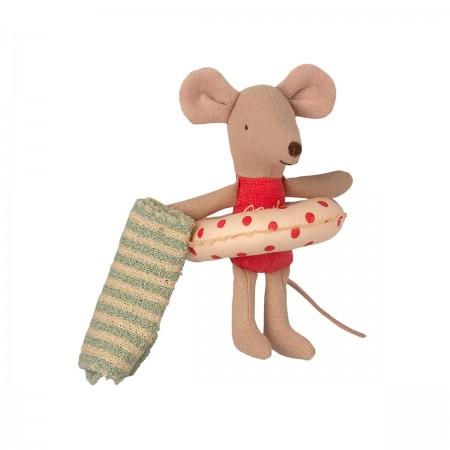 Mouse in Cabin de Plage - Little Sister