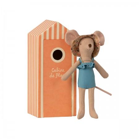 Mouse in Cabin de Plage - Mum