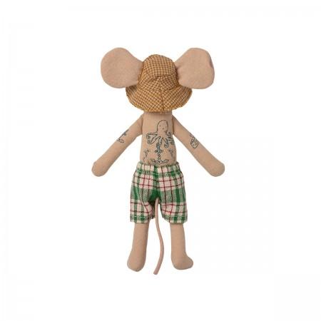 Mouse in Cabin de Plage - Dad