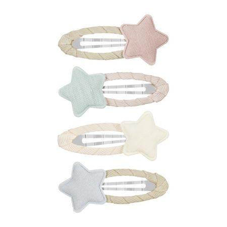 Tokyo Star clips - Pastel (4u.)