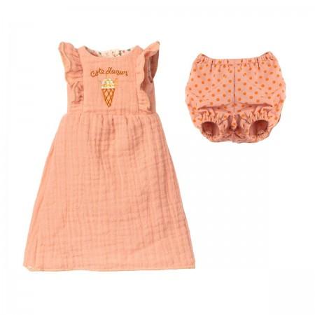 Conejita Bunny Vestido Rosa - T3