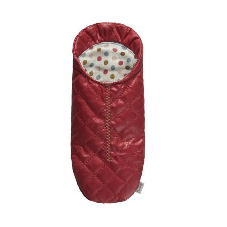 Sleeping bag, Small Mouse - Red