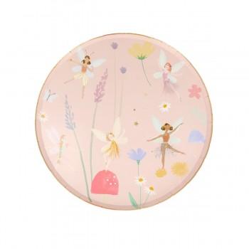 Fairy Dinner Plates - 8u.
