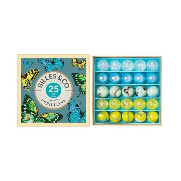 Canicas Mariposa - Mini Caja