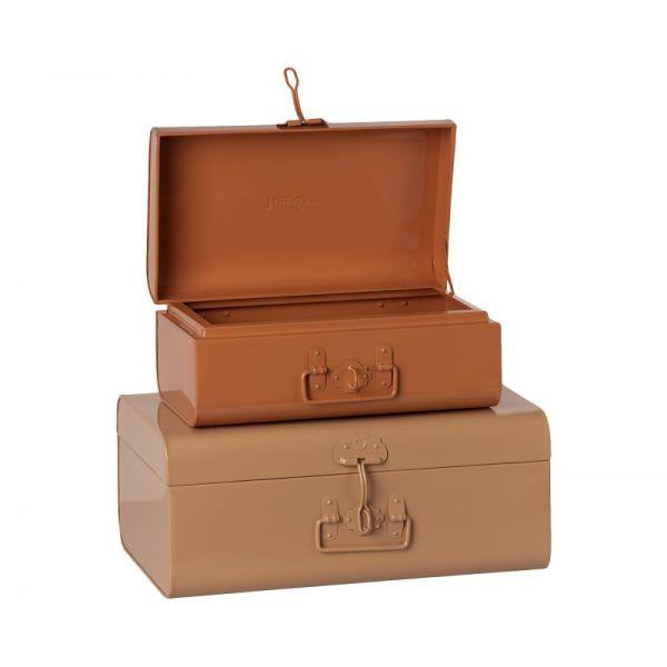 Storage Suitcase- Orange Small