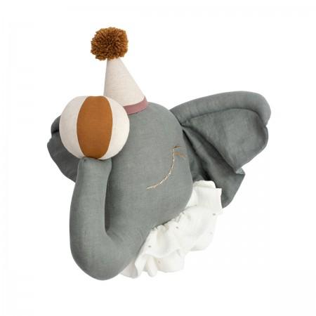 Elephant Circus - Beige Cap