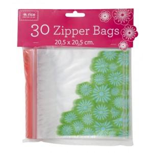 Bolsas de plástico cierre zip