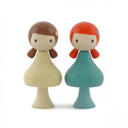 Zoe&Stella - Clicques wooden toys