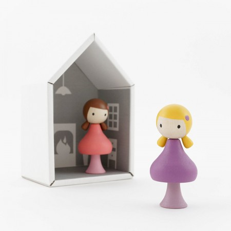 Lucy&Maggie - Clicques wooden toys