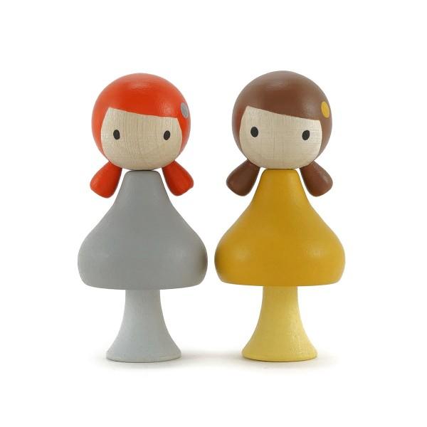 Emma&June Clicques wooden toys