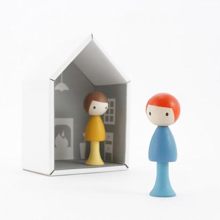 Marco&Ben - Clicques wooden toys