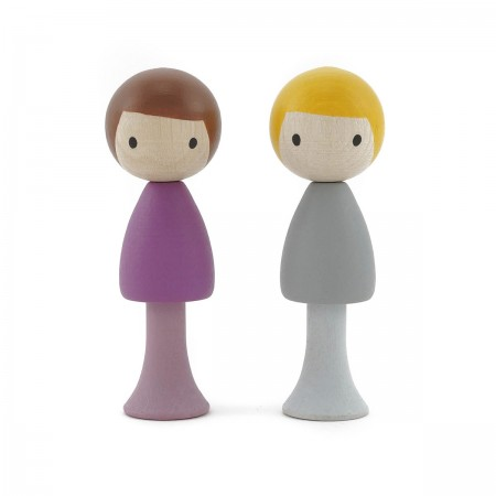 Luca&Tom Clicques wooden toys