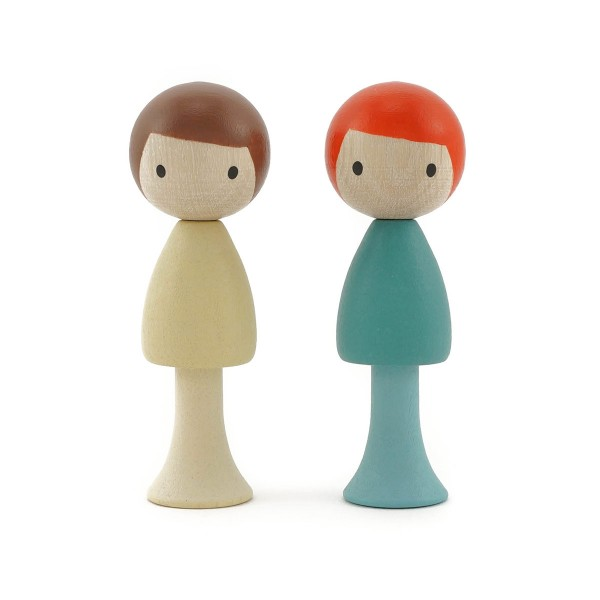 Max&Emil Clicques wooden toys