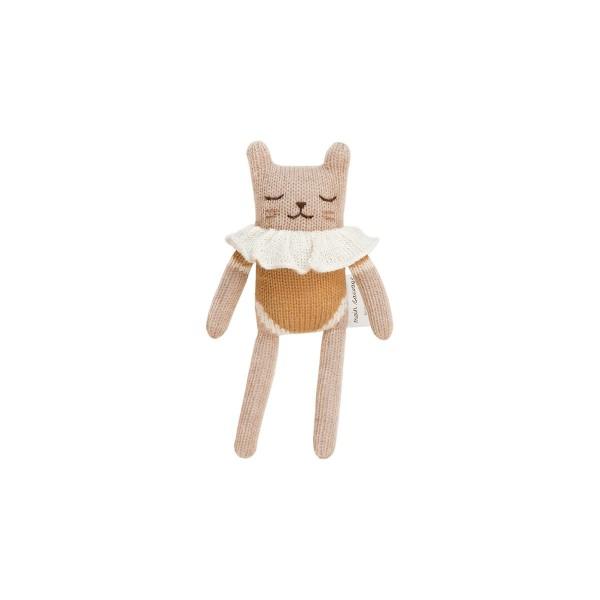 Soft Toy in Bodysuite - Kitten