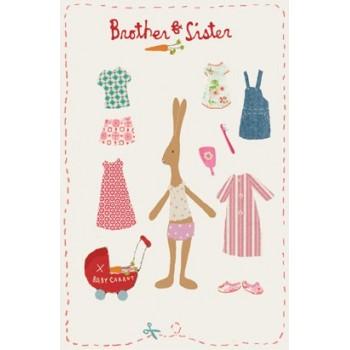 Rabbitgirl postal