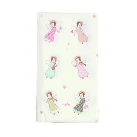 Servilletas de papel topos