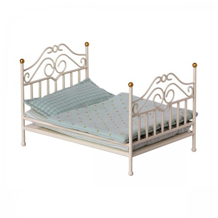 Vintage Bed Off White - Micro (19 cm)