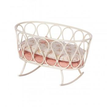 Rose Cradle with Sleeping Bag - MY (14cm)