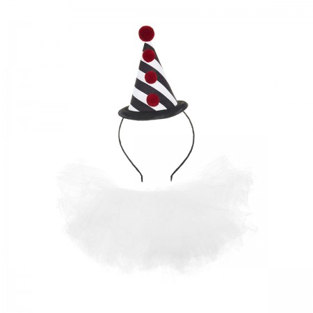 Clown Collar & Hat