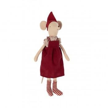 Christmas Mouse Medium - Girl