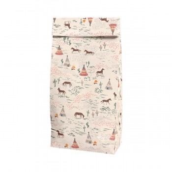 Gift Bag Chevaux Heureux - Small