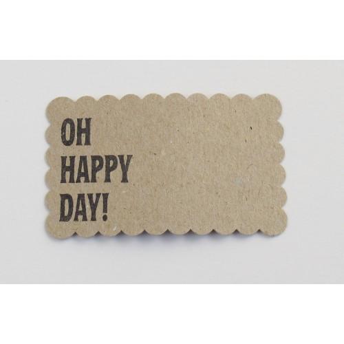 Tarjetas Happy Day