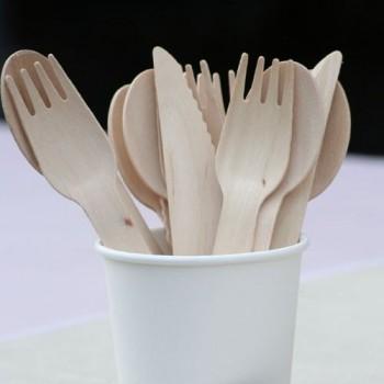 Cuchillo bambú