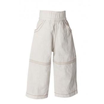 Pantalón blanco (Maxi)