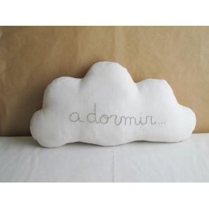 Cojín de hilo nube A dormir