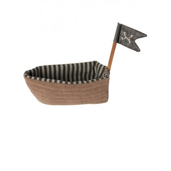 Fabric pirate boat