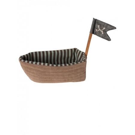 Fabric pirate boat