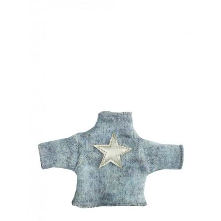 Jersey Gris/azulado (S y Mini)
