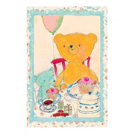 Bears postcard