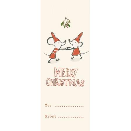 Tarjeta motivos Navidad