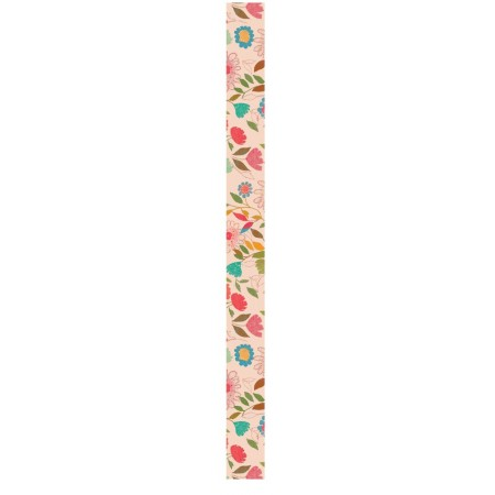Flowers Adhesive washi Tape