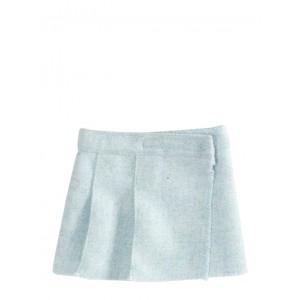 Falda Azul  (Mini)