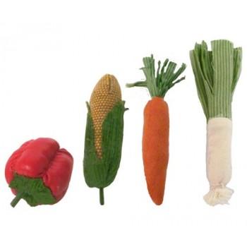 Bolsa con Vegetales
