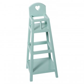 High chair for MY, blue