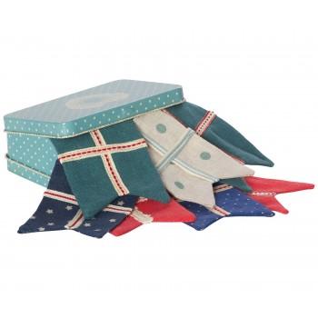 Guirnalda banderines