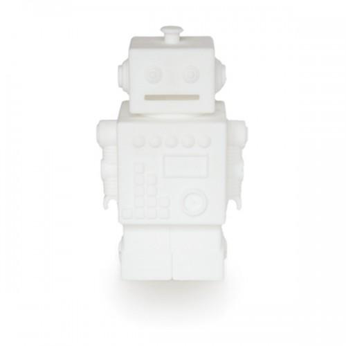 Mr. Robot hucha blanca