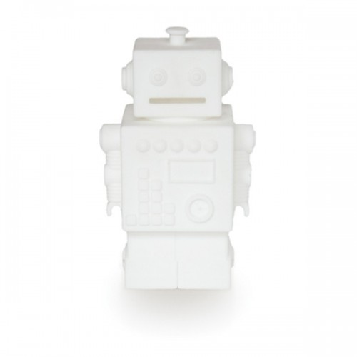 Mr. Robot moneybank white