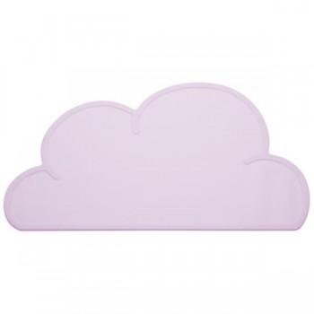 Cloud light pink placemat