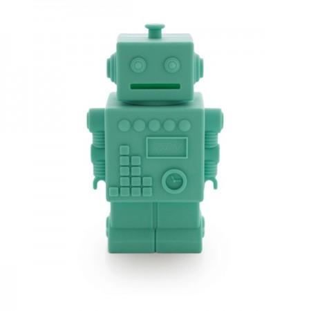 Mr. Robot moneybank white