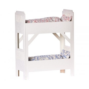 Bunk bed small off-white