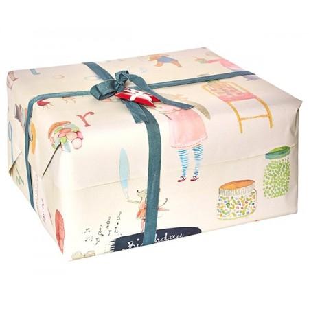 Rollo de papel para envolver - Feliz cumpleaños