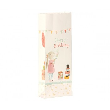 Bolsa papel, Birthday (12u.)