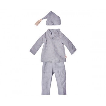 Pijama con gorro (medium)
