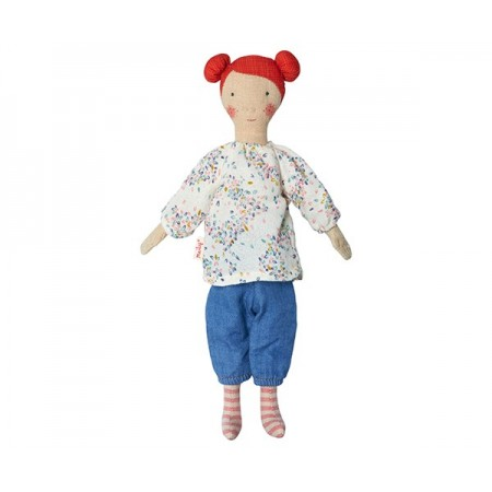 Pantalón y camisa, ropa hermana Ginger T1